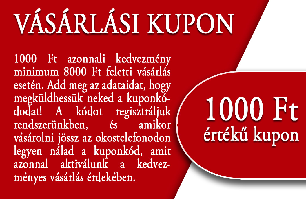 Bonatti karácsonyi kupon -1000 forint