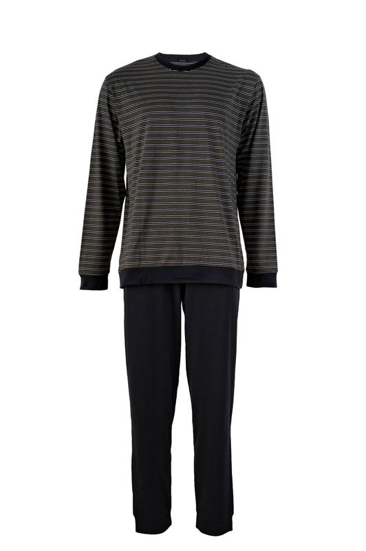 férfi pizsama - ARTURO - szürke