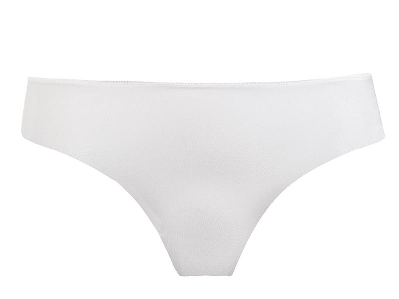 női alsó - brazil fazon - fehér - Tilly