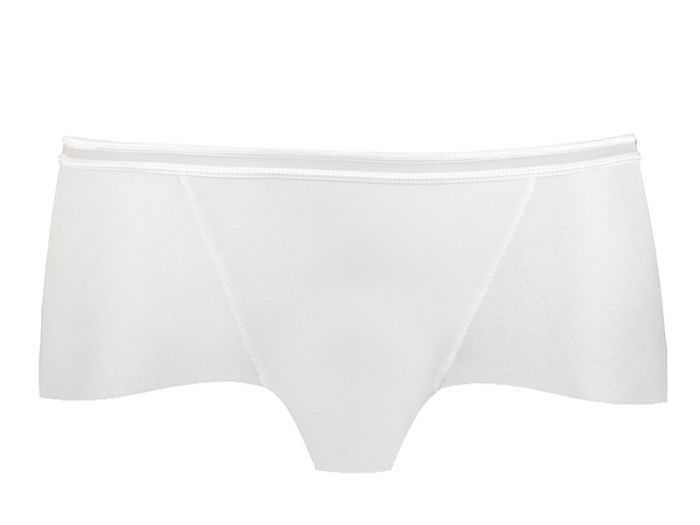 női alsó francia fazonú slip fehér – Brunetta