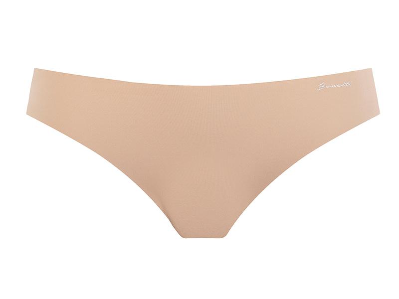 női alsó bézs slip - Monalisa