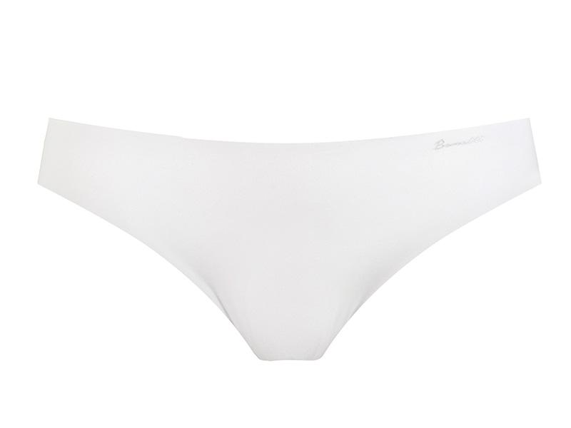 női alsó fehér slip - Monalisa