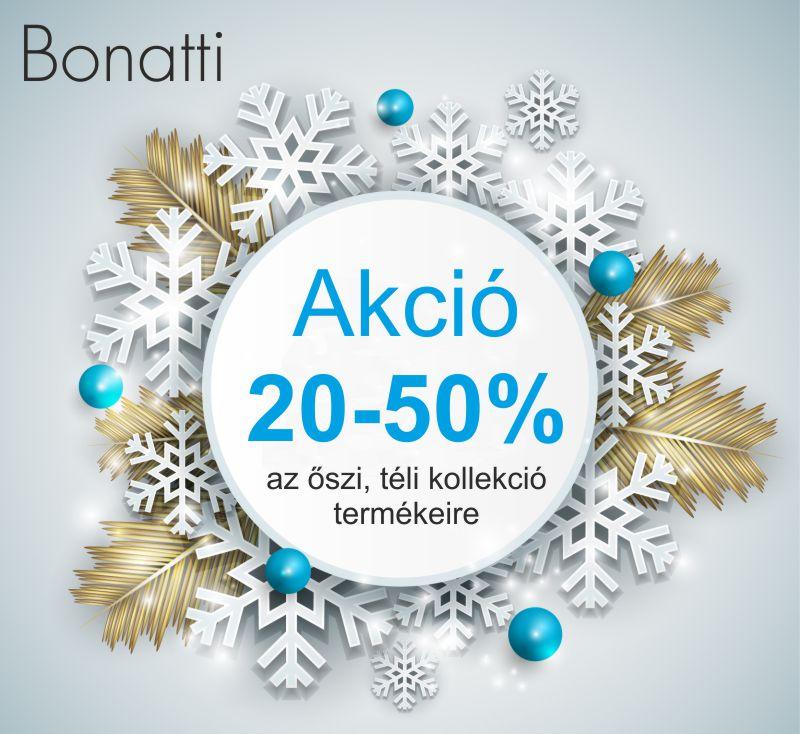 Bonatti téli akció