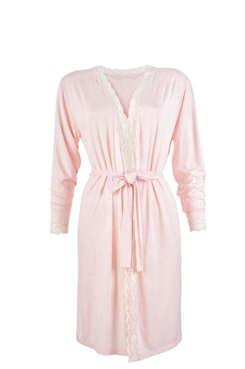 Tifany női köntös rózsaszín
