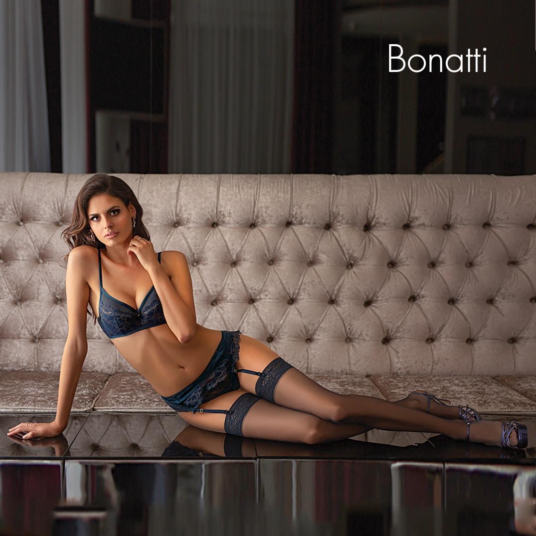 6038911a20 A nőiesség fellegvára – Bonatti fehérnemű márkaboltok