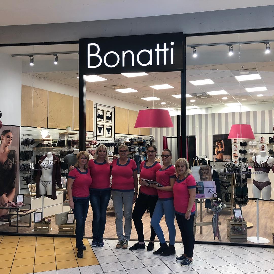 Dunakeszin nyitott a 2. Bonatti márkaboltja