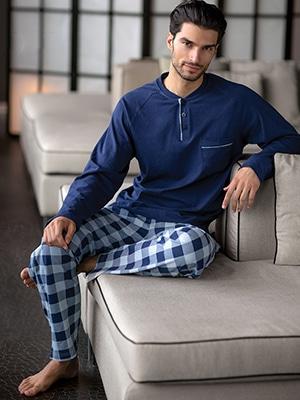 férfi fehérnemű - férfi pizsama