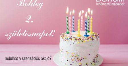 Bonatti születésnap - ajándék nektek!