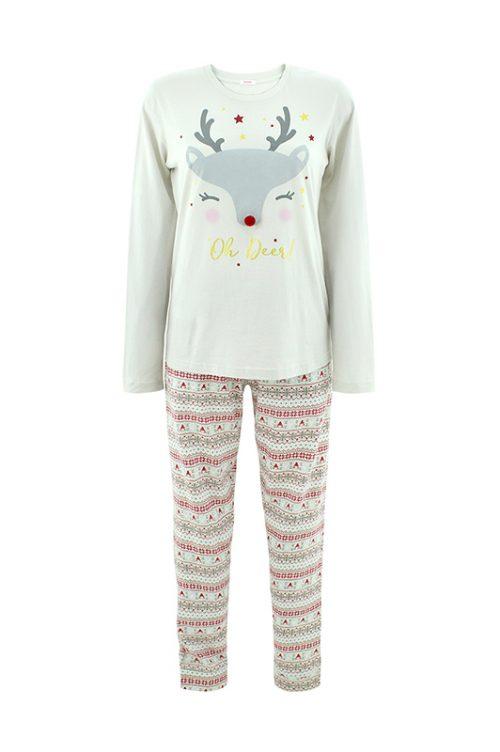 Bonatti - karácsonyi női pizsama - ILIANA NG-20