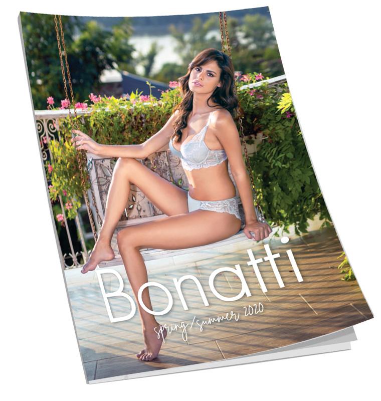 Bonatti fehérnemű tavaszi katalógus 2020