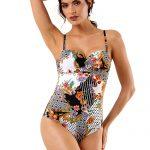 Bonatti 2020 strandkollekció – női egyrészes fürdőruha kosaras 20/83a