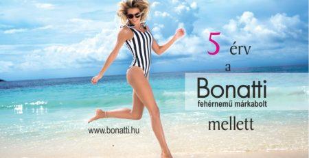 5 érv amiért a Bonatti fehérnemű a legjobb választás