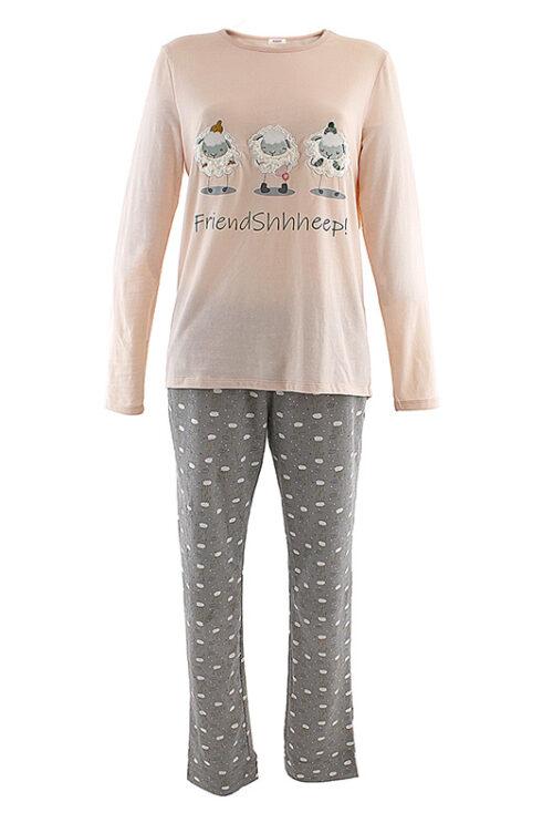 ALEKA J-20 női pizsama
