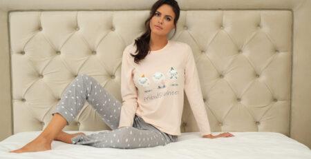 Miért jó ajándék a pizsama? Azért, mert személyre szabható.