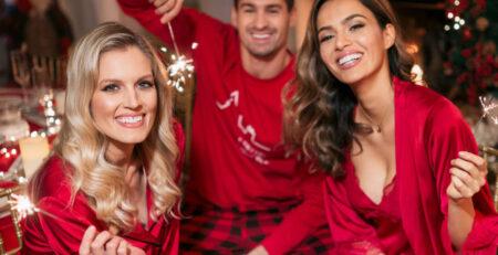 Szerencsét hozó piros fehérnemű Szilveszterre! Nőknek és férfiaknak.