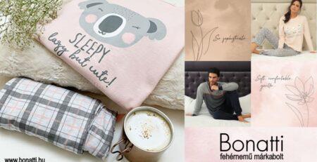 Téli pizsama: védekezés a hideg éjszakák ellen
