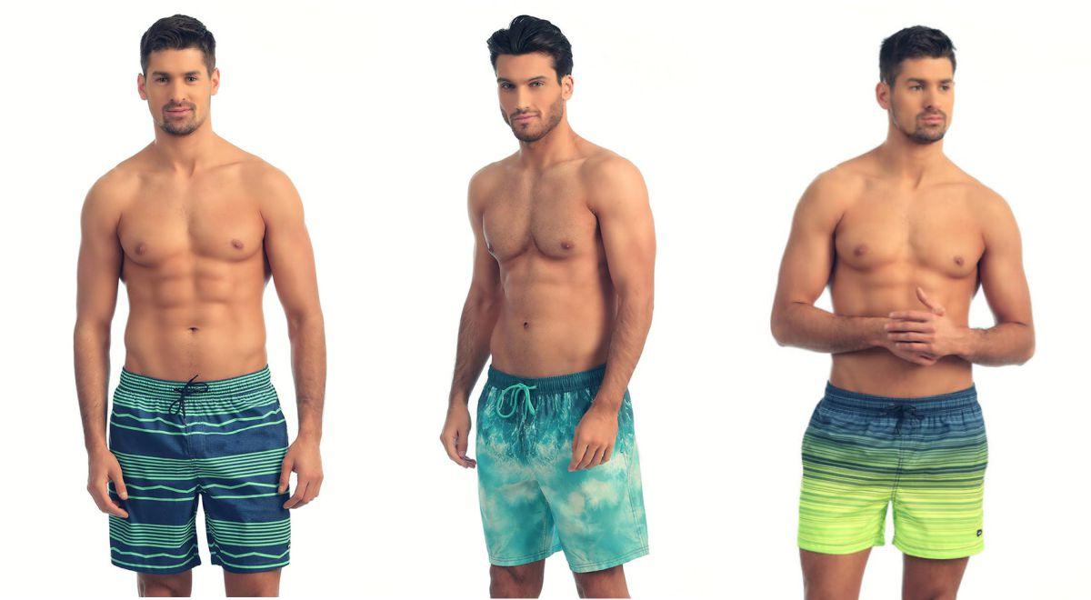 Megérkezett a 2021-es Bonatti férfi fürdőruha-kollekció