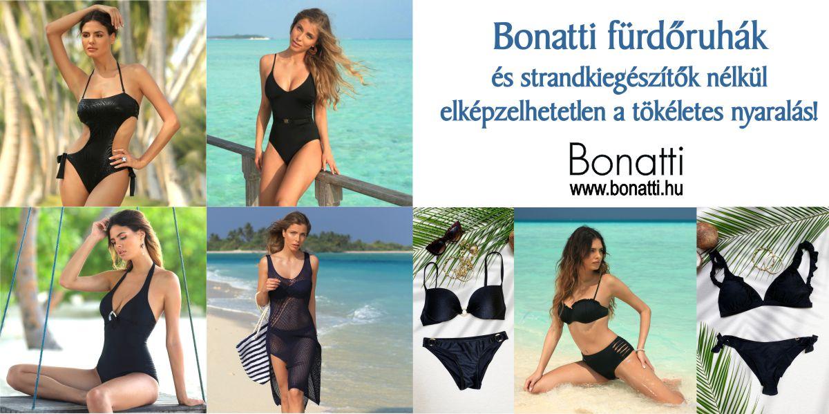 A fekete fürdőruha a nyár esték minden strandkiegészítőéhez illik és egy szoknyával és nadrággal is tökéletes.