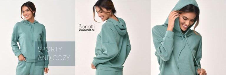 Sportoláshoz Bonatti fehérnemű! Vagy viseld őket szabadidőruhaként!